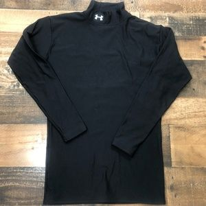Under Armour Base Layer Top Mock Turtleneck
